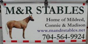 m r stables